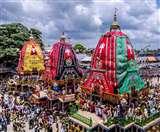 जगन्नाथ रथयात्रा : जानें किस लकड़ी से बनता है भगवान जगन्नाथ का रथ