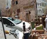 मक्का मस्जिद पर हमले के लिए आए आतंकी ने खुद को उड़ाया