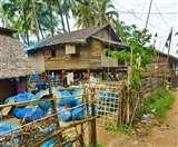 एक ऐसा आदर्श गांव जहां घर के बाहर कोई कूड़ा नहीं डालता
