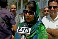 Unfortunate that Pakistan claims that they are victim of terrorism says Mehbooba Mufti