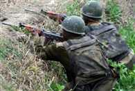 Army man killed in gunfight with militants at LoC in Kupwara