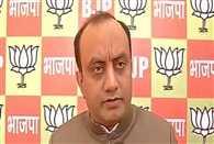 BJP aggression continue against Nasimuddin statement