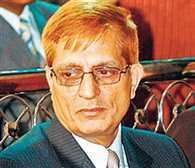 Justice Tahiliani state's new Lokayukta, will take oath today