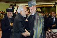 India is under afghan security territory