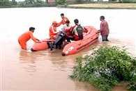 राजस्थान में बारिश का कहर जारी