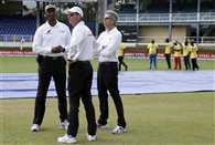 Kingsmead and Queenspark outfield not upto the mark