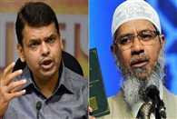 Maharashtra govt sends report on Zakir Naik to Centre