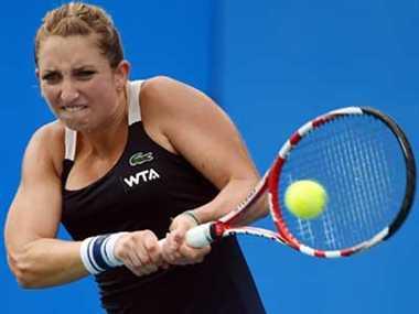 Timea Bacsinszky defeats Sharapova in Wuhan open