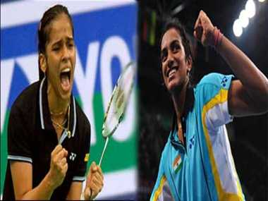 Saina and Sindhu cruise into second round at Asian Games