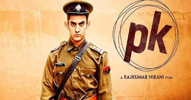 Aamir Khan had more 100 Paan for 'PK'