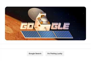Google celebrates Mangalyaan's 1 month in Mars orbit