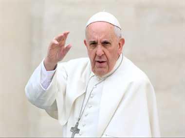 Pope Francis blasts life sentences as 'hidden death penalty'