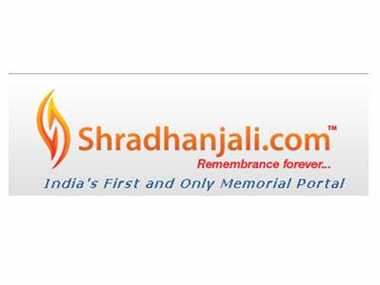 Website offers platform to pay tributes to the departed online