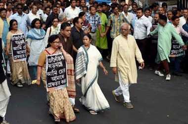 No conspiracy can stop us : Mamata Banerjee