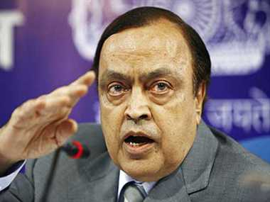 Former Union Minister, senior Congress leader Murli Deora dies