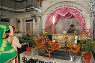 celebrated birthday of Guru Teg Bahadur