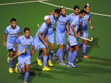 18 member Indian hockey team announced for Champions trophy