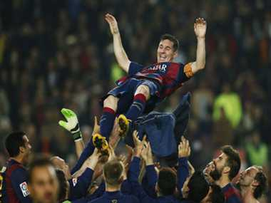 Messi to target another record and create history