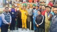 प्राइमरी स्कूल की छात्रा हरमनदीप ने स्वर्ण जीता