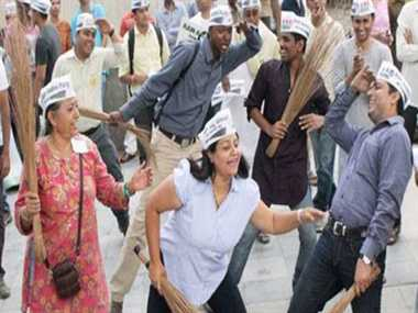 To woo youths, AAP lines up flash mob dances, street concerts