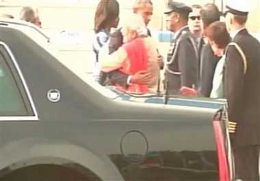 obama to reach india today at 10am