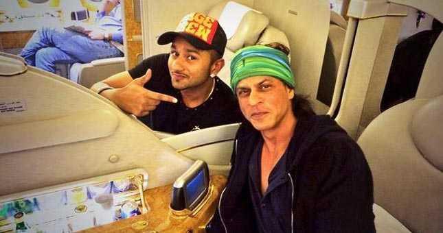 Shah Rukh Khan clarifies he never fought with Yo Yo Honey Singh