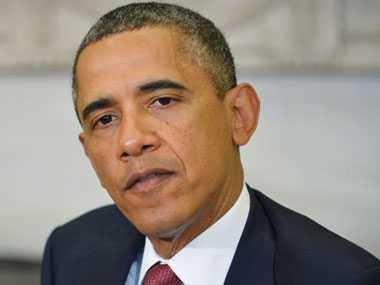 Obama's visit: protest in delhi and MP