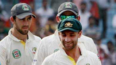 Australia Media angry on his team after whitewash against India