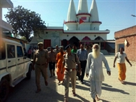 सुरक्षा के साथ ही मंदिरों की स्वच्छता पर भी फोकस
