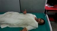शिविर में एसपी ने किया रक्तदान
