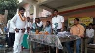 खुले में शौच से मुक्त हुआ रघुनाथ का तीन वार्ड