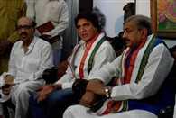 Modi Goverment Is Against Farmers : Rajbabbar