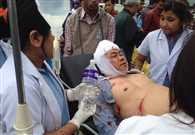 Emergency announced in Nepal after earthquake, eight hundred seventy six people dead till now