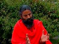 Baba Ramdev Narrowly survived from nepal Earthquake