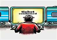 Tension over, HelpLine numbers will on the railway tickets