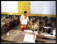 सरकारी शिक्षा को रोशनी दिखा रही किरन