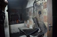 मक्कड़ अस्पताल में आग से मरीजों में हडकंप