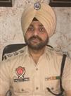 गुरजीतपाल ने डीएसपी गढ़शंकर का कार्यभार संभाला
