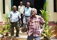 एपीडीआर की टीम को पुलिस ने बैरन लौटाया