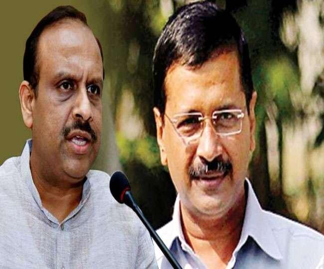 भाजपा ने कहा- 'आप' ने मानी हार, केजरीवाल व गोपाल EVM पर दे रहे बचकाने बयान