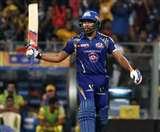 मुंबई के लिए खराब साबित हुआ कप्तान रोहित शर्मा के बल्ले का चलना