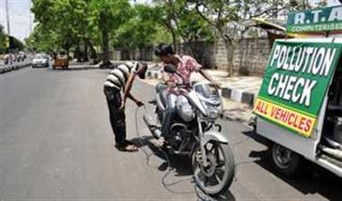 Cost of pollution check of vehicles will increased in state