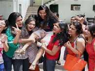 In Panchkula zone 12th Standered girls beat boys