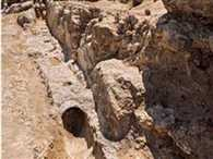 2,000-year-old water supply system unearthed in Israel