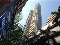 Sensex falls around 100 points in opening trade