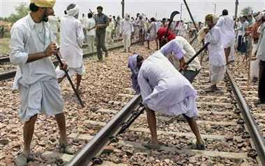 Gujjar agitation covers western Uttar Pradesh