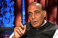 Indian muslims are patriots said rajnath singh