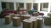 Two and a half million incense sticks seized fake raids