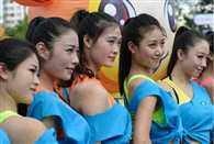 China Company Hire Cheer Leaders to Motivate Employee