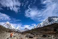 Climber Rajiv's body found in meadows of Dhaulagiri mountain